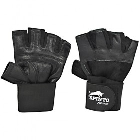 Men's Weight Lifting Gloves with Wrist Wraps