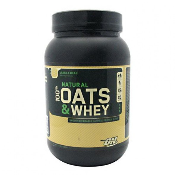 100% Oats and Whey