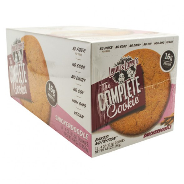 All-Natural Complete Cookie