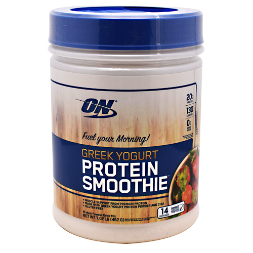 Greek Yogurt Protein Smoothie